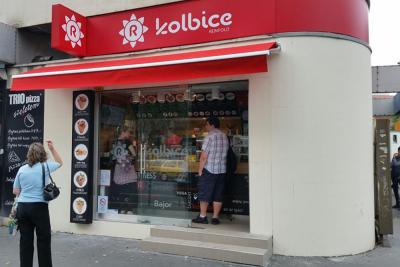 Reinpold's KOLBice Arany János utca