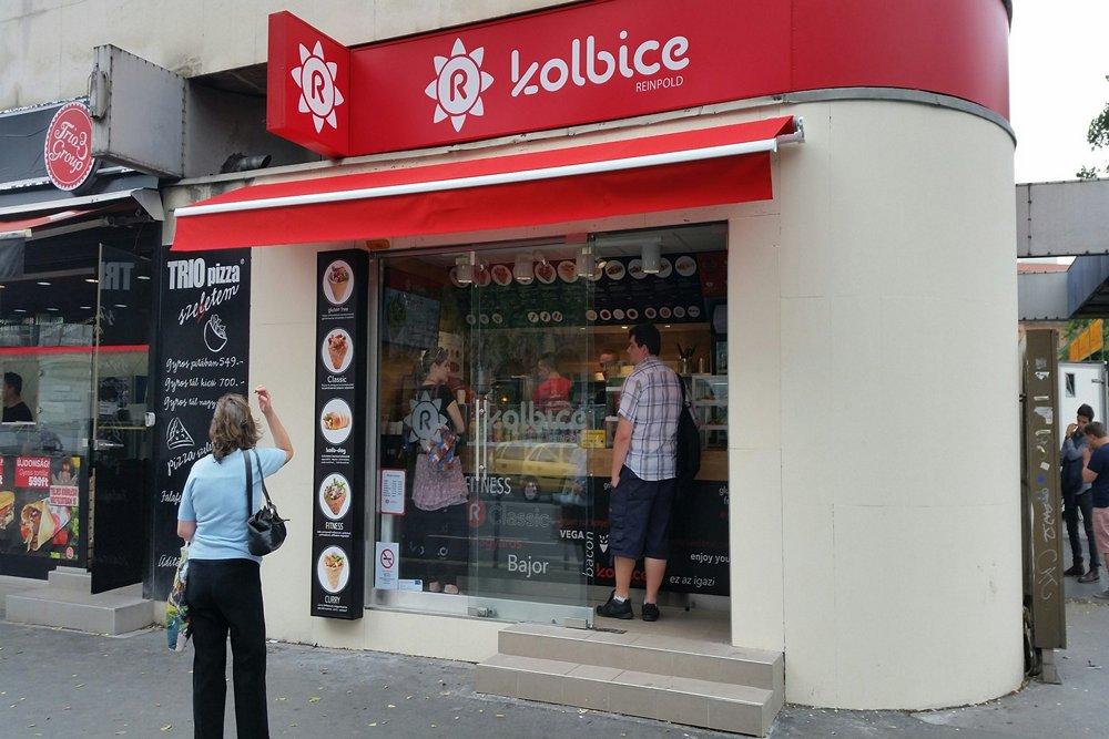Kolbice Győr