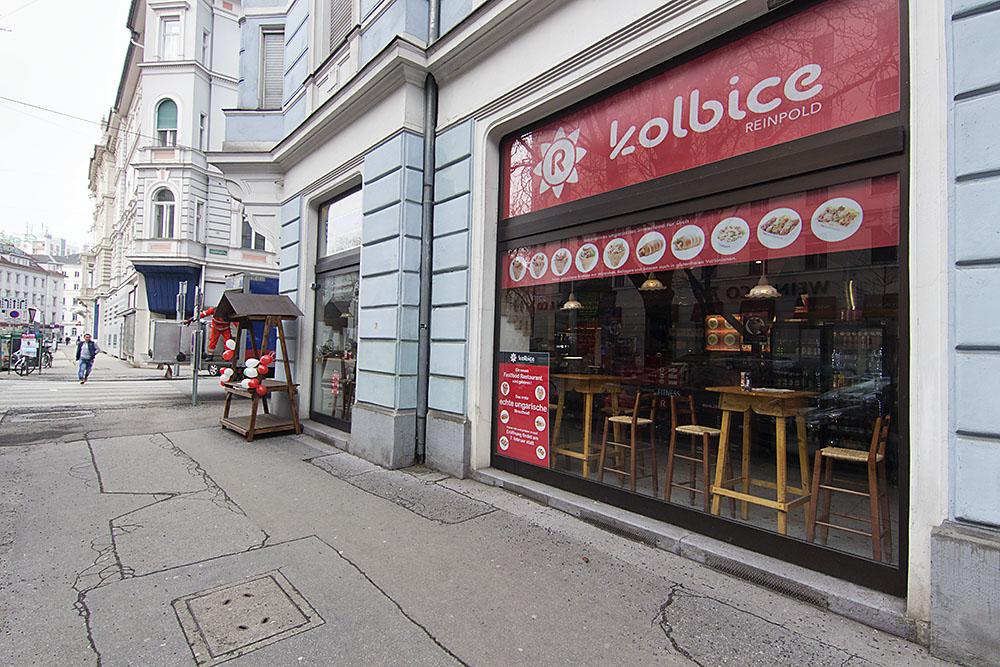 Kolbice Graz